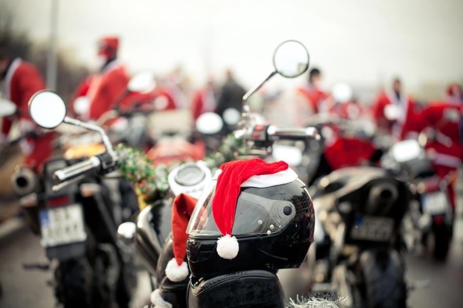 God jul fra Smia MC